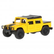 Машина «Hummer H1» пикап, 12 см, SB-18-09-H1-N (Y)-WB.