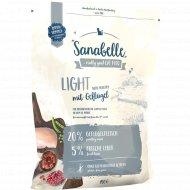 Корм для кошек «Sanabelle Light» 400 г