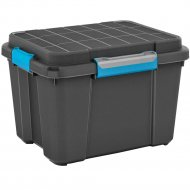Контейнер «Keter» scuba box M черный, 8433000, 39x49x34.
