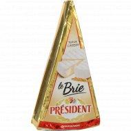 Сыр мягкий с плесенью «Президент» Бри 60%, 200 г.