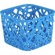 Корзина «Curver» neo colors s, 210366, голубой, 4 л, 192x192x144 мм.