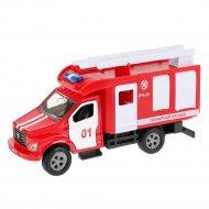 Машина «ГАЗ Газон NEXT» пожарная машина.