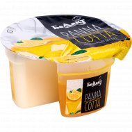 Десерт молочный «Panna Cotta» лимончелло, 8%, 150 г.