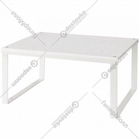Вставка в полку «Варьера», белый, 32x28x16 см