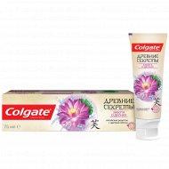 Зубная паста «Colgate» Древние Секреты, забота о деснах, 75 мл.