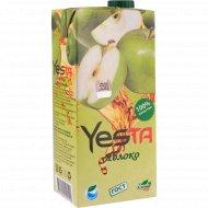 Нектар яблочный «Yesta» 0.95 л