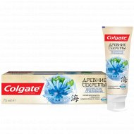 Зубная паста «Colgate» древние секреты, 75 мл.