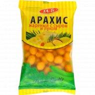 Арахис в хрустящей оболочке «Ta-Ti» с сыром и луком, 70 г.