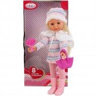 Кукла «Карапуз» в зимней одежде