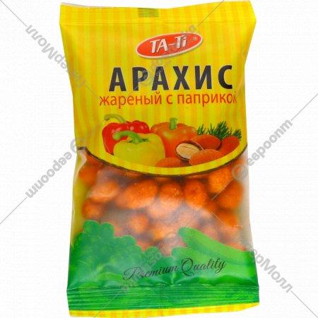 Арахис в хрустящей оболочке «Ta-Ti» со вкусом паприки, 70 г.