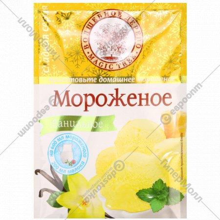 Мороженое ванильное «Волшебное дерево» 70 г.