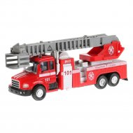 Машина «Технопарк» пожарная машина.