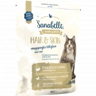 Корм для кошек «Sanabelle Hair&Skin» 400 г