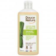 Шампунь органический «Douce Nature» с экстрактом лемонграсса, 250 мл.