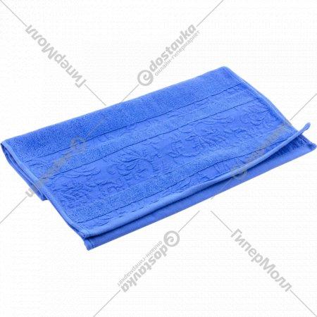 Полотенце махровое «Foroom» 40х70 см, васильковый