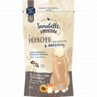 Лакомство «Sanabelle» хрустящие подушечки, курица с молоком, 55 г.