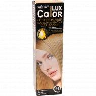 Оттеночный бальзам-маска для волос «Белита» тон 21 светло-русый.