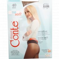Колготки женские «Conte» Top Bronz 40 den.