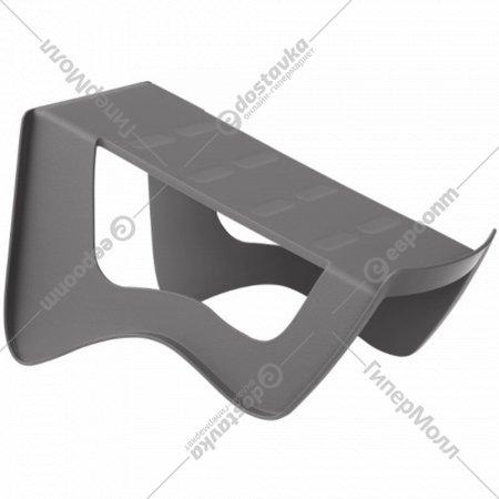 Модуль для хранения обуви «Мурвель» серый, 14x14x24 см