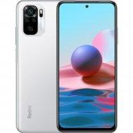 Смартфон «Xiaomi» Redmi Note 10, 4GB/64GB, Pebble White EU, M2101K7AG