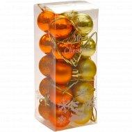 Набор шаров, EE-MO40905, 3 см, 20 шт.