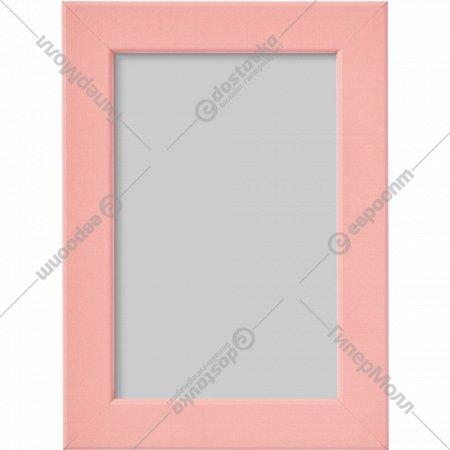 Рама «Фискбу» светло-розовая, 10x15 см