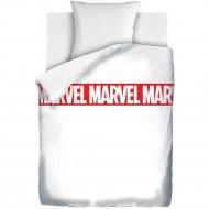 Комплект постельного белья «Мстители» White Marvel, 70х70