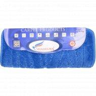Набор ковриков для ванны «Shahintex» 50х80+50х50 см, синий.