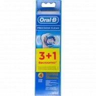 Насадки для зубной щетки «Oral-B» Precision Clean, 4 шт.