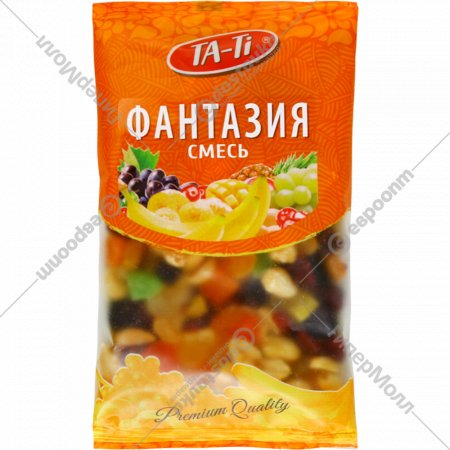 Смесь орехов и сухофруктов «Фантазия» 100 г.