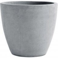 Горшок «Keter Group» Beton Round L, серый