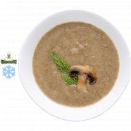 Суп-пюре с грибами, замороженный, 1/250.
