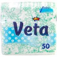Салфетки бумажные «Veta» 50 шт.