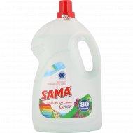 Средство для стирки «Sama-Color» для цветных изделий, 4 кг.