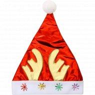 Сувенир «Колпак Новогодний» 190327173, 25х35 см.