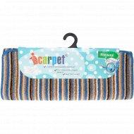 Коврик «Carpet» 57х90 см, голубой.