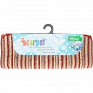 Коврик «Carpet» 57х90 см, бордовый.