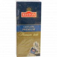 Чай черный «Riston» 25 пакетиков.