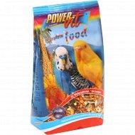 Корм полнорационный «Power Vit» для волнистых попугаев, 500 г.