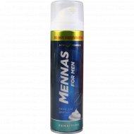 Пена для бритья «Mennas» для чувствительной кожи, 250 мл.