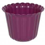 Горшок цветочный «Виола» 0.25 л.