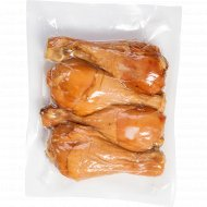 Голень цыплят-бройлеров «Классическая» копчено-вареная, 1 кг., фасовка 0.5-0.6 кг