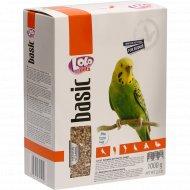 Полнорационный корм «Lolo» для волнистых попугаев, 1 кг.