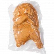 Полутушка цыпленка-бройлера «Классическая» копчено-вареная, 1 кг., фасовка 0.65-0.85 кг
