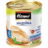 Пюре мясное «Hame» индейка 100 г.