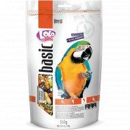 Полнорационный корм «Lolo» для волнистых попугаев, 350 г.
