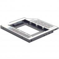 Адаптер «Gembird» MF-95-01, для HDD-SSD в DVD-slot