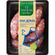 Колбаски «Вкусные» охлаждённые, 1 кг., фасовка 1.1-1.3 кг