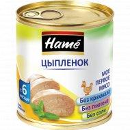 Пюре мясное «Hame» цыпленок, 100 г.
