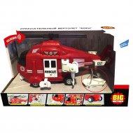 Игрушка «Big Motors» Спасательный вертолет, WY760B